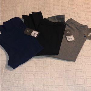 Set of 3 BCG Capri leggings NWT